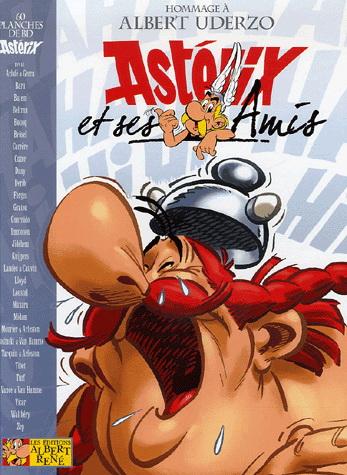 Astérix/ses amis: hommage Albert Uderzo