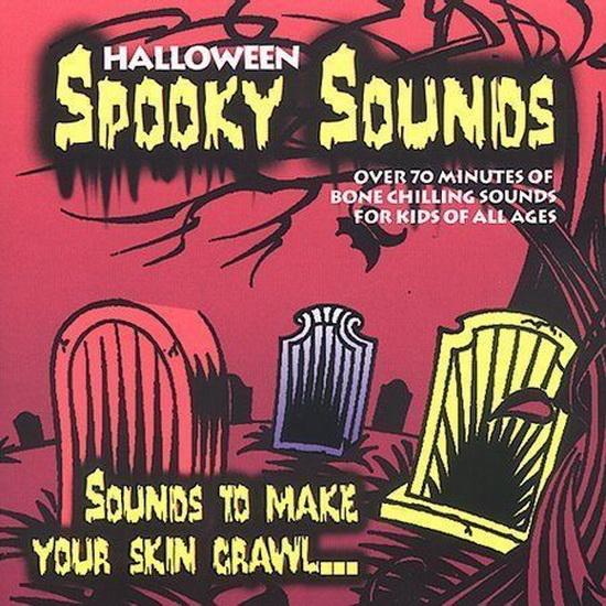 Halloween: Spooky sounds