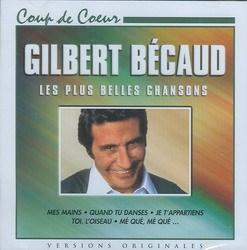 Bécaud - Les plus belles chansons   Archambault